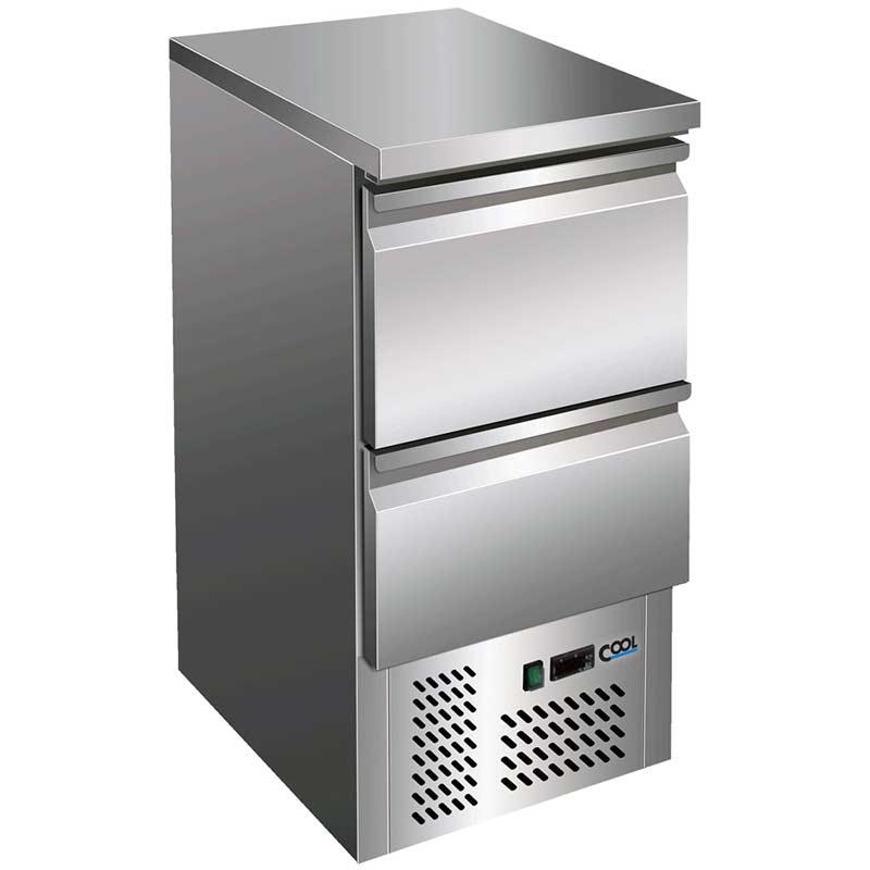 COOL Kühltisch Slim 2Z