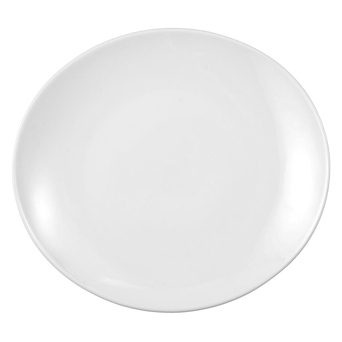 Teller oval 5192 - 29 cm - Serie Meran