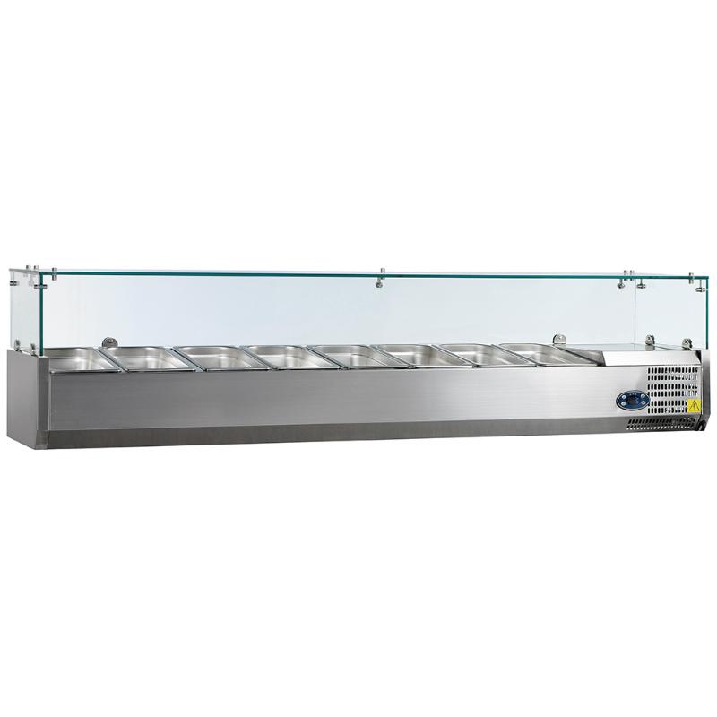 COOL Aufsatzkühlvitrine PA 13-180
