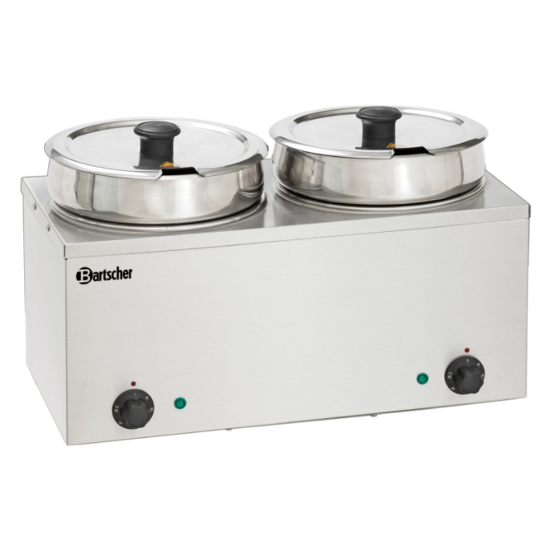 Bartscher Suppenstation Hot Pot 2