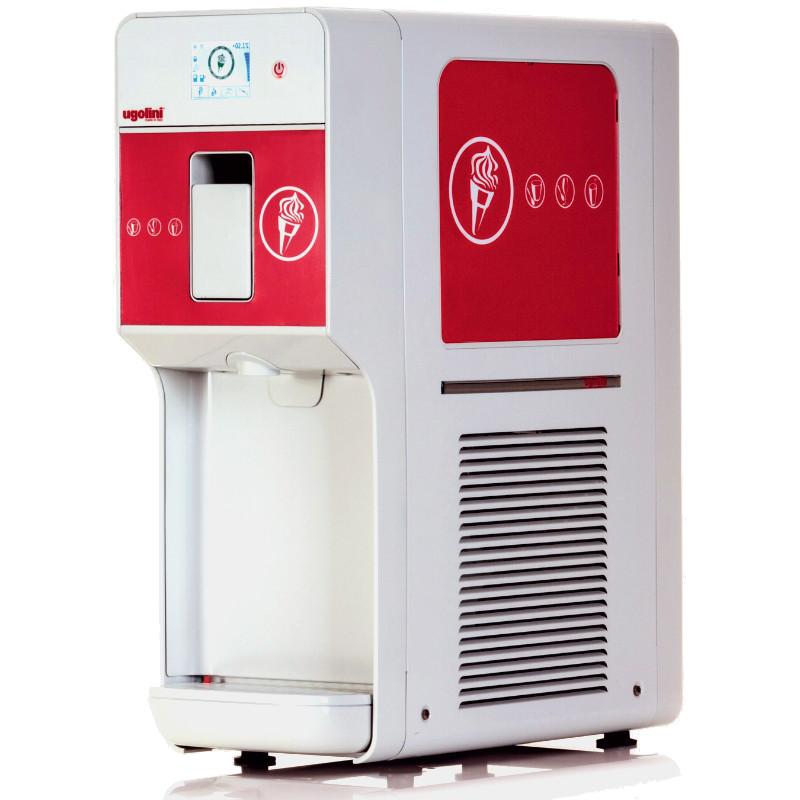 Nosch Eismaschine Quick-Gel