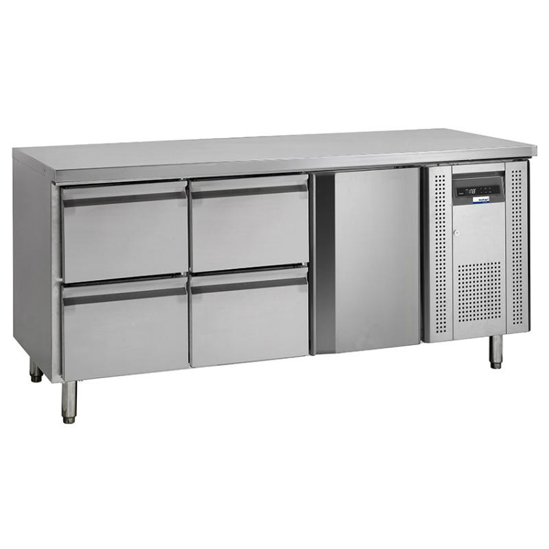 COOL Kühltisch KTM 3-1T4Z GN 1/1