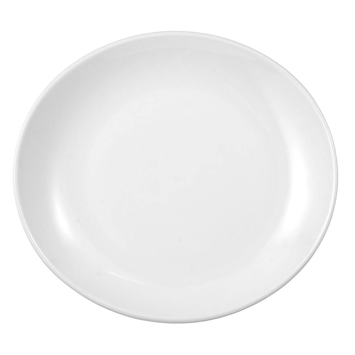 Teller oval 5193 - 27 cm - Serie Meran