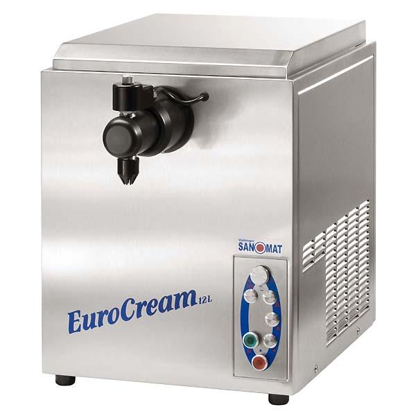 Sanomat Sahnemaschine Euro-Cream-Hand - 12