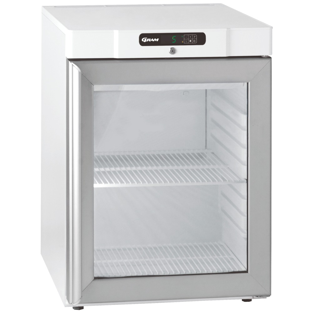 GRAM Kühlschrank Compact KG 220 LG 2W - Glastür