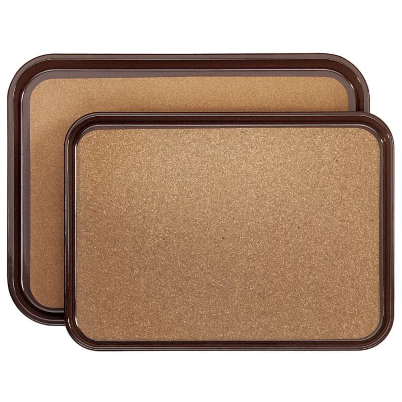 Contacto Tablett - 41 x 30 cm, braun