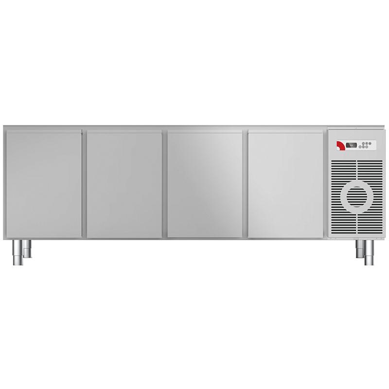 Friulinox Kühltisch KTF 4210 M mit Arbeitsplatte