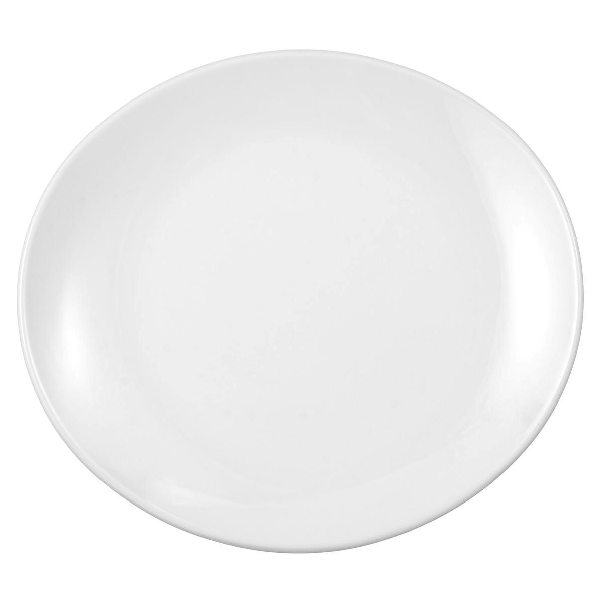 Teller oval 5195 - 25 cm - Serie Meran