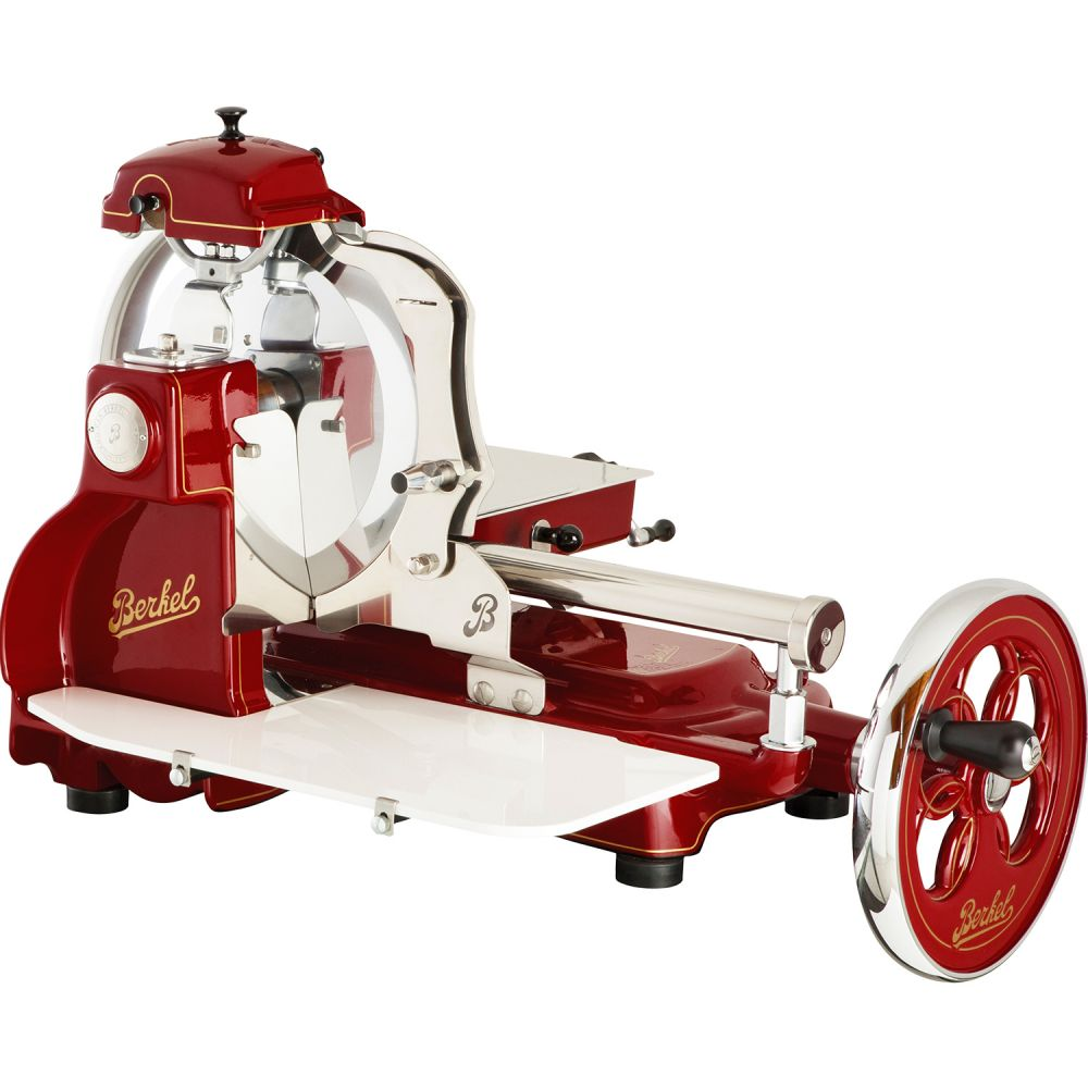 Berkel Schwungradmaschine Volano B3 - rot/gold