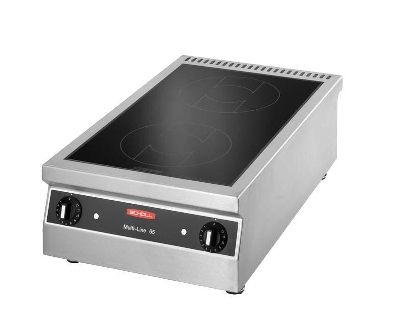 Scholl Induktionskocher SH/DU/BA 5000-ML