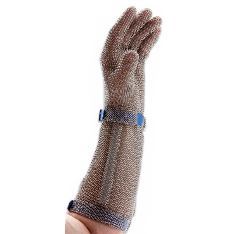 Dick Stechschutzhandschuh M mit Stulpe
