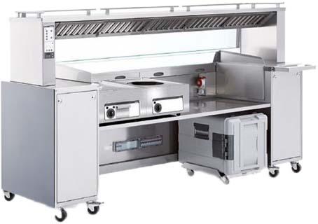 Kochstationen