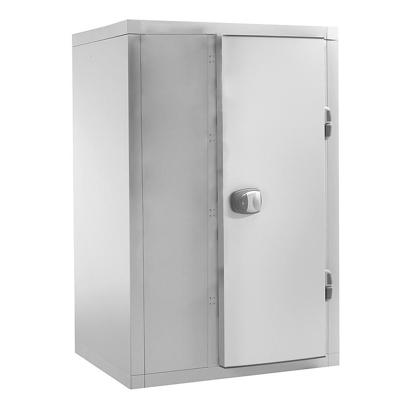 Nordcap Tiefkühlzelle Z 204-114 - Abmaße: B 2040 x T 1140 x H 2150 mm