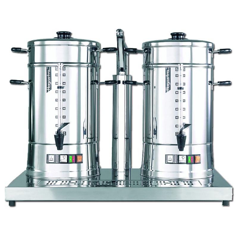 Hogastra Rundfilter Kaffeemaschine Duo-Tec CNS-260