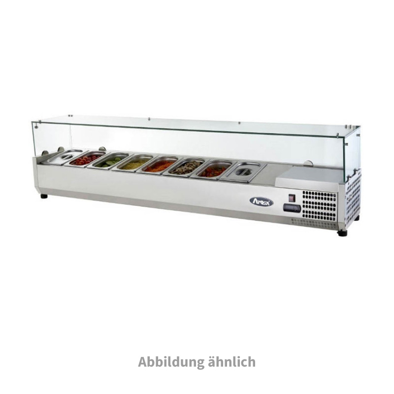 Atosa Aufsatzkühlvitrine ESL3884