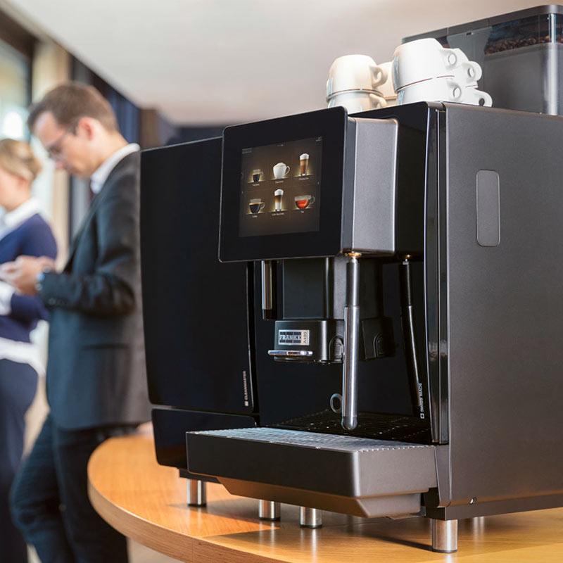 Franke  Kaffeevollautomat A 400