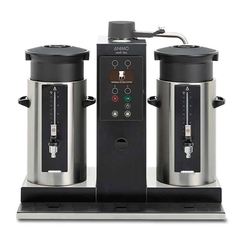 Animo Rundfilter Kaffeemaschine CB 2x5