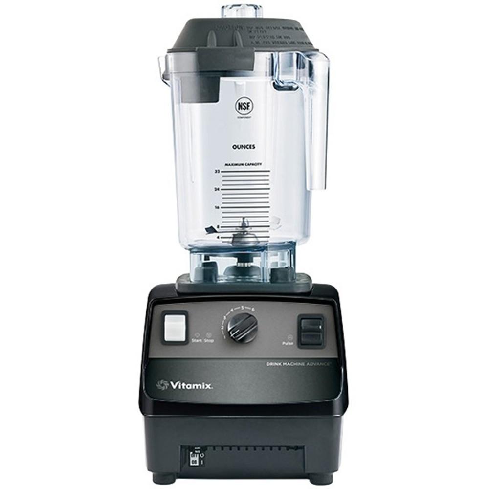 Vitamix Mixer Drink Machine Advance - 0,9 l schwarz