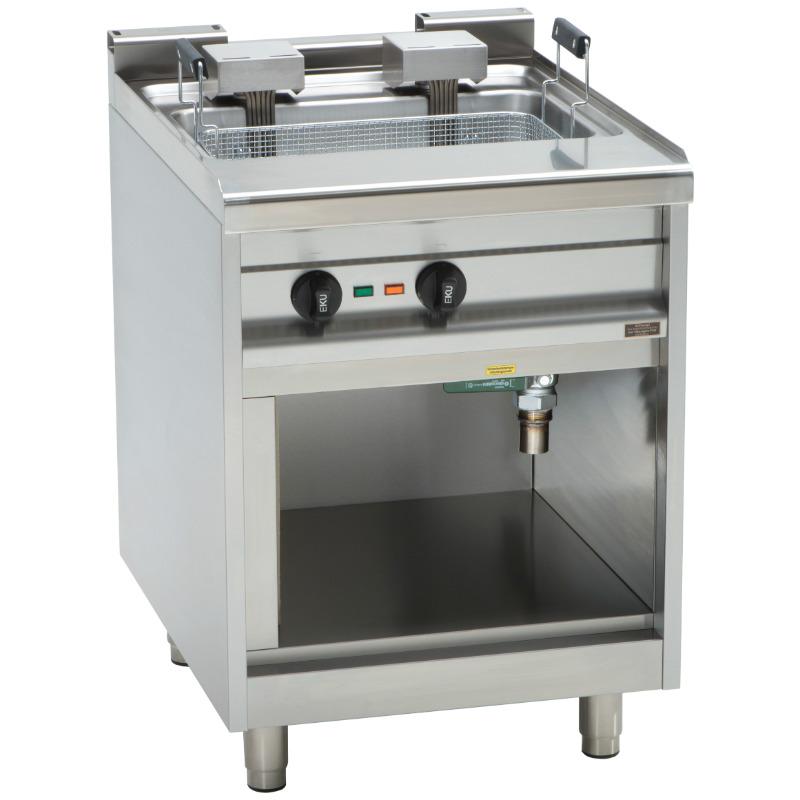 EKU Jumbo Fritteuse - Elektro - Serie 850