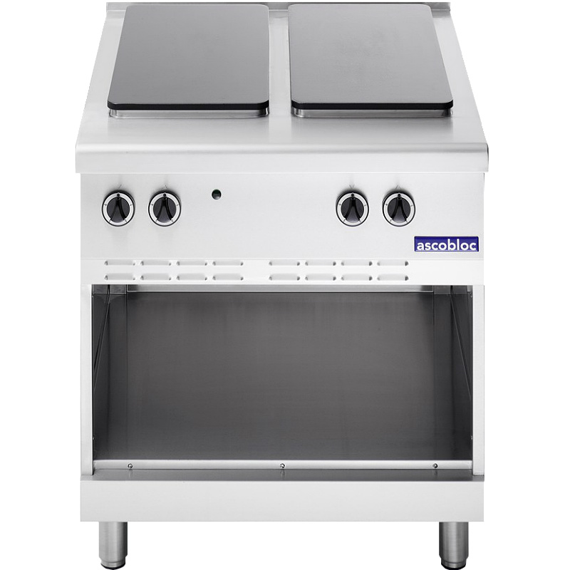 Ascobloc Elektroherd 2 Platten MEH 411 - Serie 850